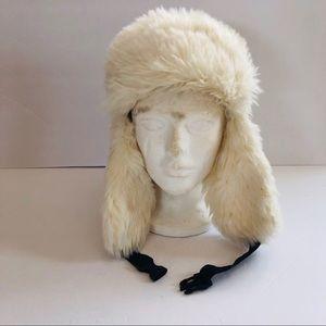 FOSSIL WINTER FUR HAT